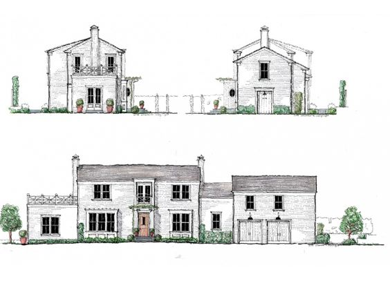 :: Havens South Designs :: Mill Valley Architects - Chambers + Chambers