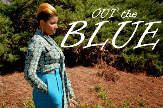 The Fashion Kuhlt: Out The BLUE
