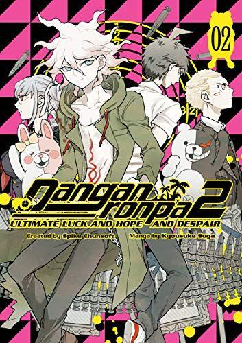 Download Pdf Danganronpa 2 Ultimate Luck And Hope And Despair