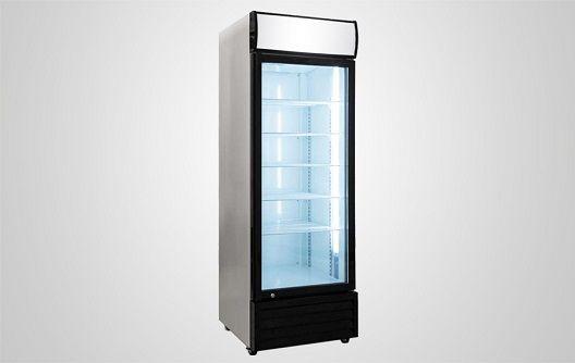 Display Chiller Cs 550 Capacity 550 Liters 19 4 Cu Ft Temperature 2 8 C 35 46 F Exterior Wxdxh 700x690x2060 Mm 27 Glass Door Glass Drink Display