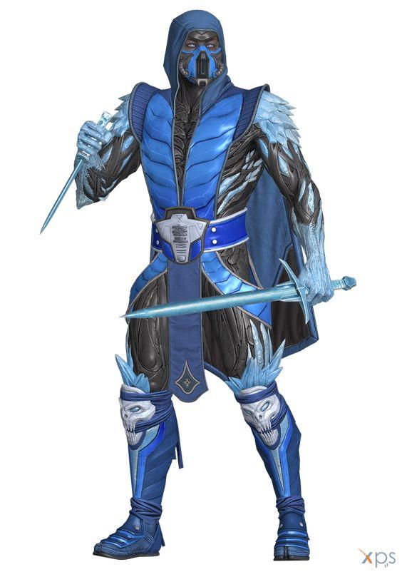 Injustice 2 Sub Zero By Ogloc069 On Deviantart Sub Zero Mortal Kombat Mortal Kombat Art Mortal Kombat Comics