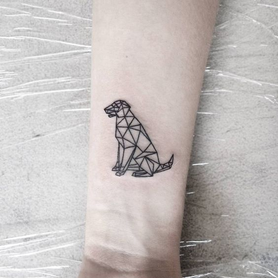 Labrador  Citas a pablo@soyfelizstudio.com  #tattoo #tattoos #tatuaje #soyfeliztattoo #ink #tattooistartmag #tattooartmagazine #tattooartistmagazine #tattoosnob #tattrx #inkspiration #inkstinctsubmission #inkmx #blxckink #geometrictattoos #dog