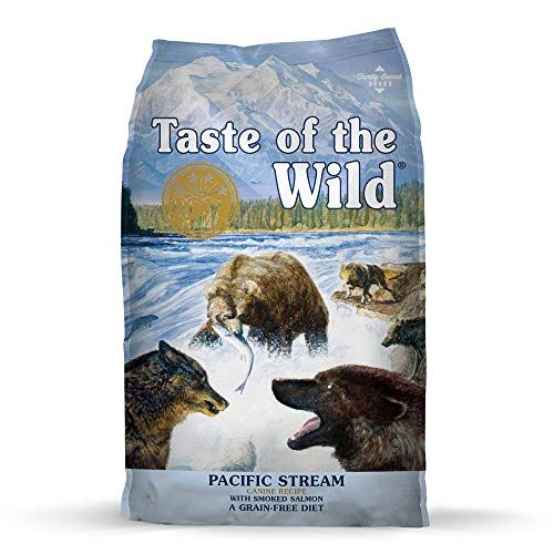 Taste Of The Wild Grain Free Premium Dry Dog Food Pacific Stream