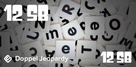 12 SB in der Swagbucks Suche finden - nur im Mai 2016! Alle #Jeopardy #Sammelkarten finden für einen 20 SB Bonus