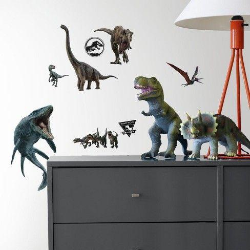 Roommates Jurassic World Peel And Stick Target Affiliate