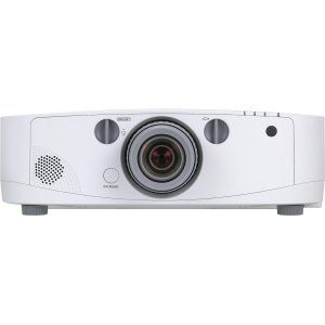 NEC NP-PA600X-13ZL - LCD projector - 6000 ANSI lumens - XGA (1024 x 768) - 4:3 - LAN for only $2,421.28 You save: $1,736.32 (42%)