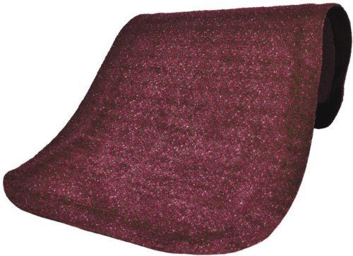 """Andersen 446 Brandywine Nylon Hog Heaven Plush Anti-Fatigue Mat, 3' Length x 2' Width x 5/8"""" Thick, For Indoor by Andersen. $52.68. Anti-Fatigue mat offering maximum comfort and striking appearance. HogHeaven plush offers hog heaven cushion with an appealing solution dyed nylon carpet top surface. The anti-static nylon top surface makes hog heaven plush ideal for use around sensitive electronic machines. UV Stable. Tightly twisted nylon yarn: resists pilling and crushing, ..."""