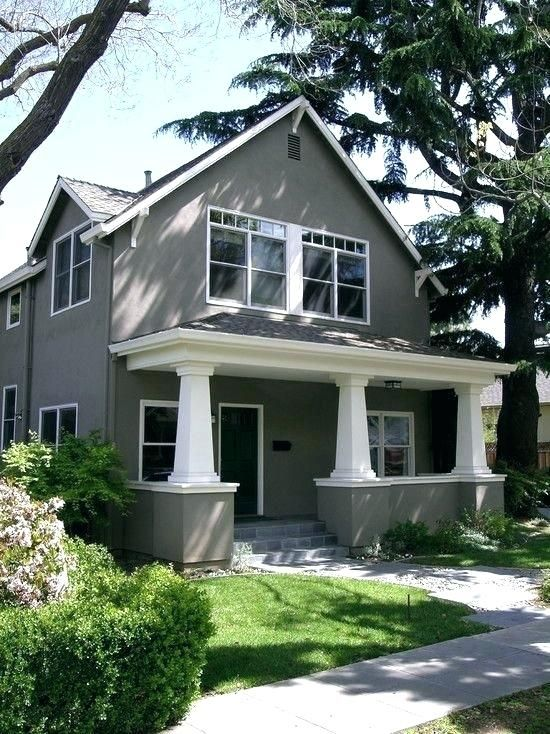 Painting Stucco House Exterior Color Paint