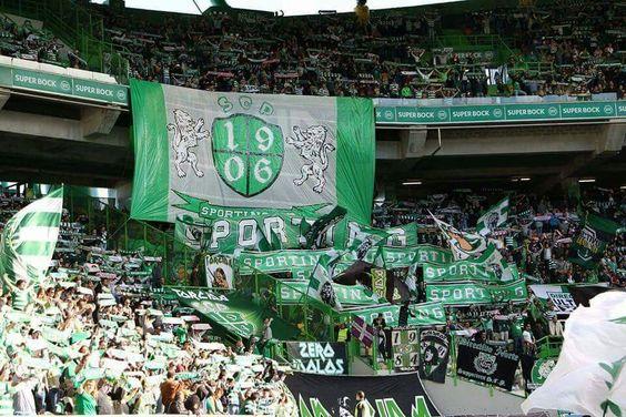 Torcida Verde Sporting CP - CF União da Madeira 23/04/16