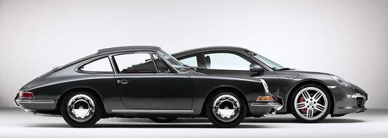50 años de 911 #Porsche