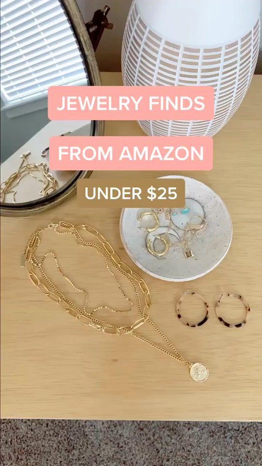 Toponlinefinds Toponlinefinds Tiktok Watch Toponlinefinds S Newest Tiktok Videos Amazon Jewelry Iris Fashion Things To Buy