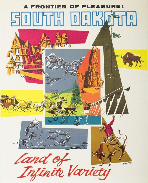 South Dakota - Land of Infinite Variety by Hanson
