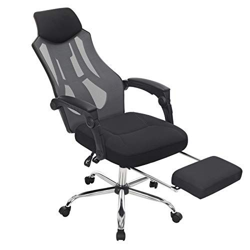 SONGMICS Fauteuil de bureau Chaise ergonomique Siège
