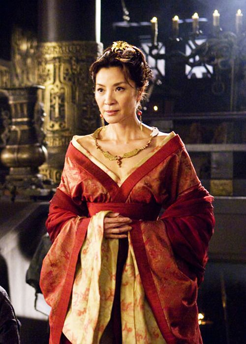 Michelle Yeoh In The Mummy Tomb Of The Dragon Emperor 2008 Michelle Yeoh Actresses Martial Arts Film