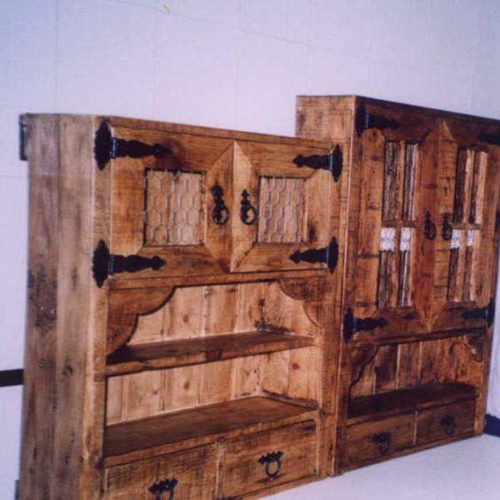 Palets brico hacer mueble con madera de palets seo - Ideas con palets de madera ...