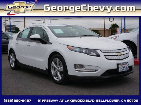 Hatchback 2014 Chevrolet Volt Premium With 4 Door In Bellflower