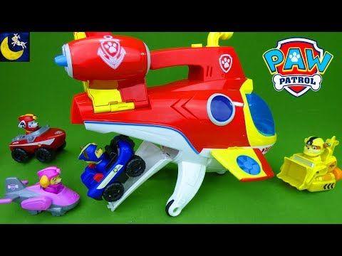 Paw Patrol Toys Sea Patrol Sub Patroller With Mini Pup Vehicles Submarine Ryder Marshall Boat Toys Youtube Paw Patrol Toys Paw Patrol Paw