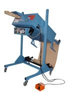 Automatic strapping machine - http://www.packaging-machines.co.uk/