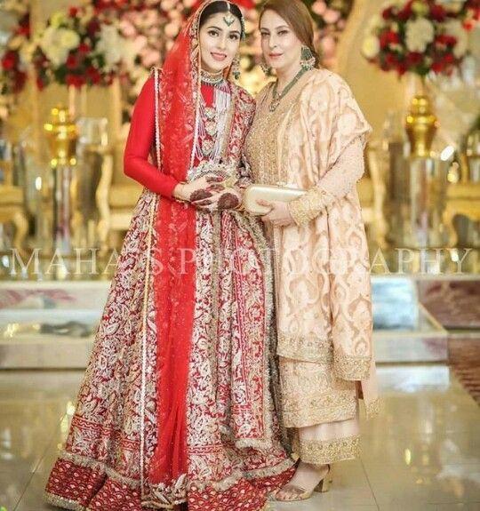 Pin By Jiya Khan On Dulhan To Be Brides Mom Dress Pakistani Wedding Dresses India Wedding Dress