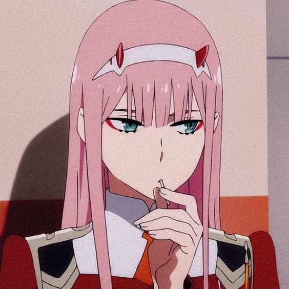 Zero Two Art Zerotwo Darlinginthefranxx Anime Anime Angel Anime Personagens De Anime