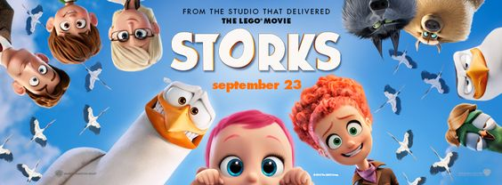 Enter to #Win A Storks Prize Pack (Including a Visa Gift Card) – In Theaters 9/23 | #Storks #Giveaway