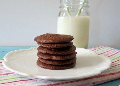 Chocolate Caramel Meringue Cookies | Tasty Kitchen: A Happy Recipe Community!