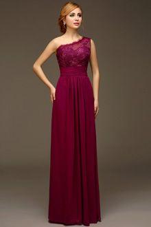 bridesmaid dresses Fuschia - B2545