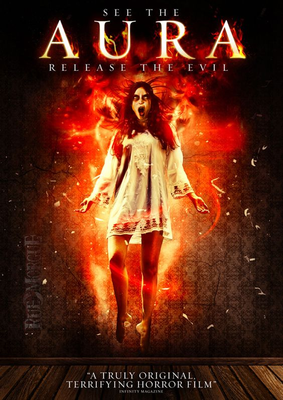 New British Horror Label Launches With Aura Release Info And Poster Rue Morgue Upcoming Horror Movies Aura Horror Movies