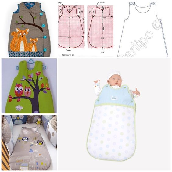 Every baby needs a sleeping bag in winter, regardless of gender...  Free template--> http://wonderfuldiy.com/wonderful-diy-baby-sleeping-bag-with-free-template/: