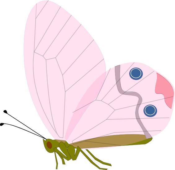 BUTTERFLY CLIP ART | 170 Best Free Clip Art & Drawings of Butterflies