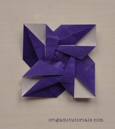 Origami Another Tato Tutorial | Origami Tutorials