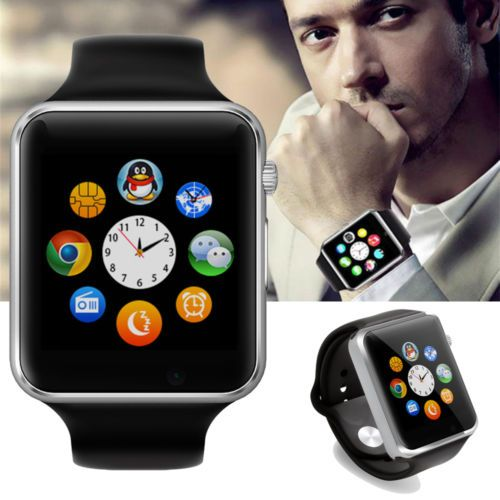 A1 Bluetooth Smart Watch Wristband SIM Card For iPhone Samsung HTC Android Phone https://t.co/Gd1zepOa6B https://t.co/W1xs9n1OQq
