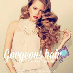 want GOrgeous hair? Check out my blog on hair products EVERY girl should have!