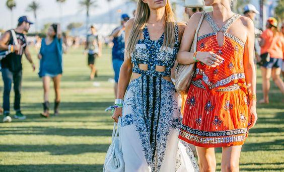 os Achados |Coachella