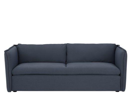 Made Essentials Paven 3 Sitzer Sofa Minablau Sofa Recamiere Sofa Design