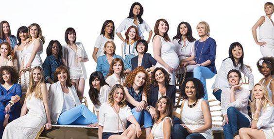 Casting Dove : montrez que toutes les femmes sont belles #bodyacceptance