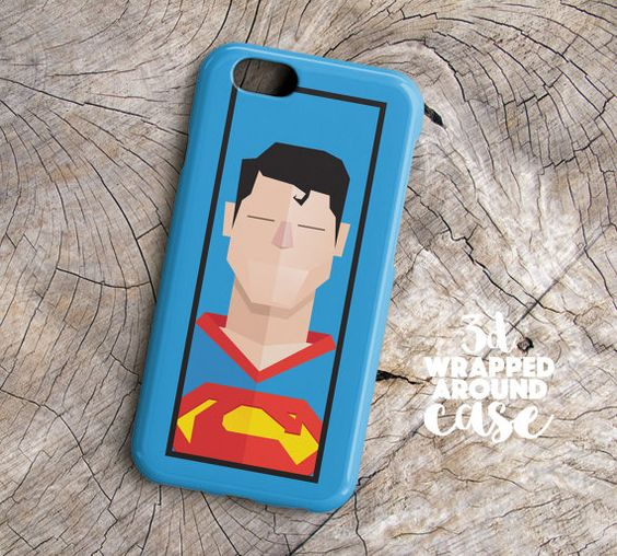 SUPER MANSamsung galaxy note 5 caseSamsung note 4 by LoudUniverse