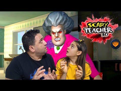 Melike Elif Ogretmen Youtube Carnival Face Paint Teacher Scary