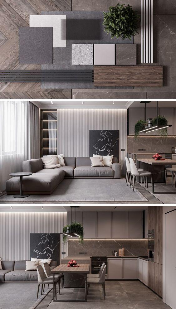 Download Catalogue Interior Design Living Room Apartment