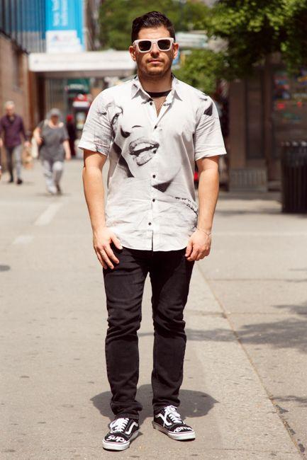 New York Men's Fashion Week spring/summer 2020