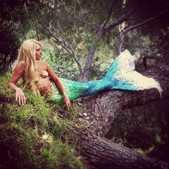 Mermaid Margo : Photo
