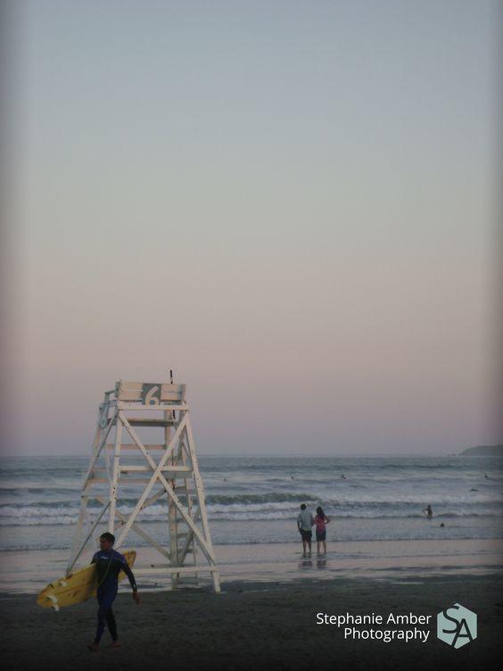 Stephanie Amber Portfolio: Photography Blog #photography #photographer #landscape #shadows #ideas #creative #camera #photograph #beach #rhodeisland #sunset #surfing #surf #ocean #surfer #lifegaurd