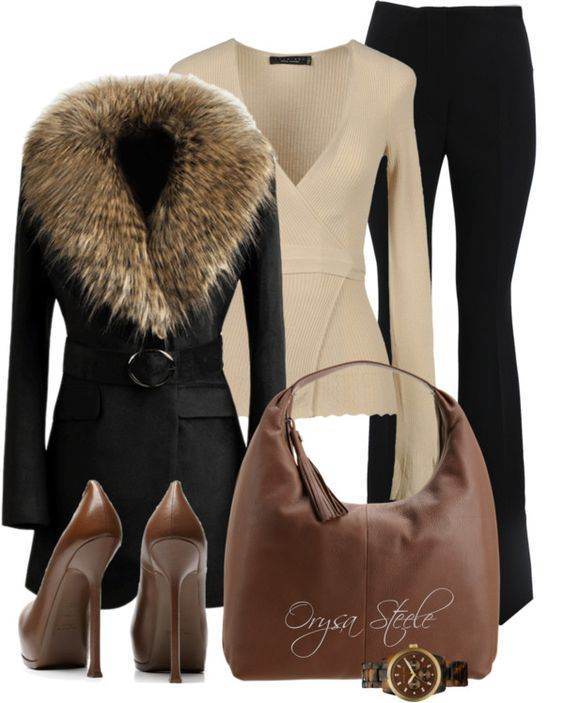 """""""Tres Belle"""" by orysa on Polyvore"""