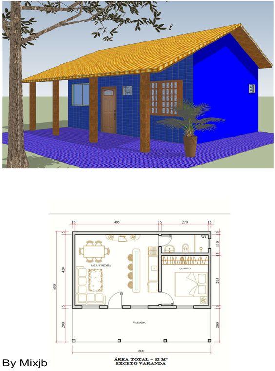 casas de campo simples - Pesquisa Google