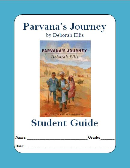 The breadwinner parvana essay