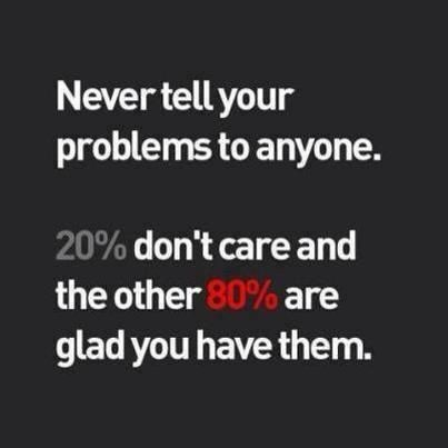 Sad but true!:/