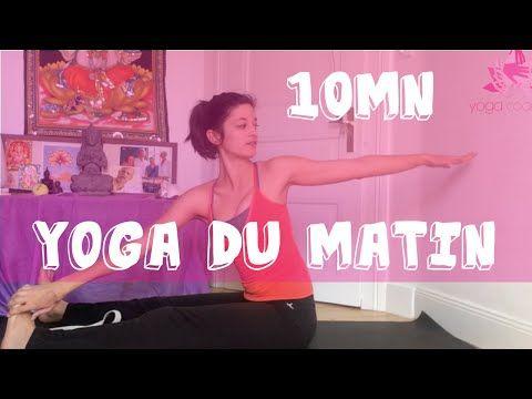 cours de yoga d butant pour le renforcement musculaire youtube sant bien tre pinterest. Black Bedroom Furniture Sets. Home Design Ideas