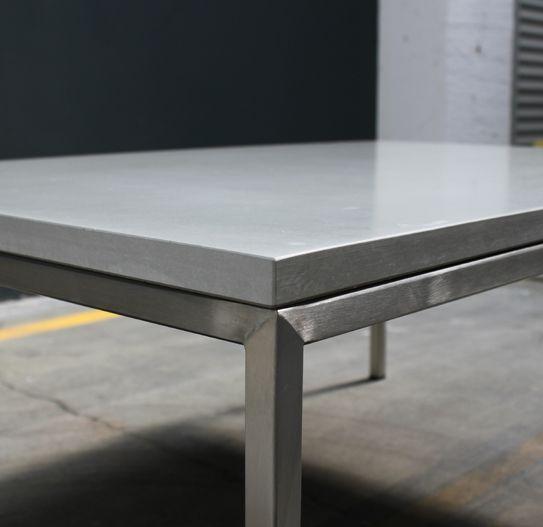 Tisch design  Beton-Tisch Robin von MDF Italia | [design] furniture | Pinterest ...