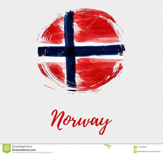 bandera redonda noruega - Buscar con Google