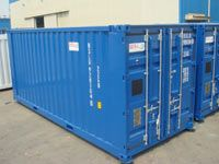 Offshore Containers, Mini, Open Top Containers, Chemical Tanks, Reefers - BSL Offshore Containers